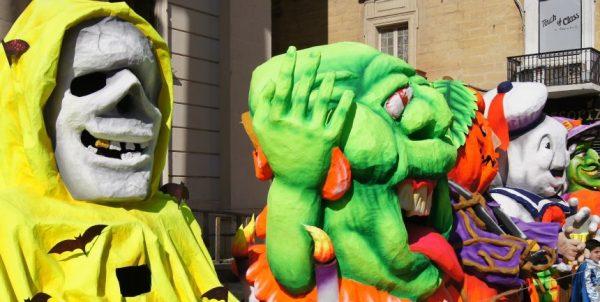 Carnevale Valletta