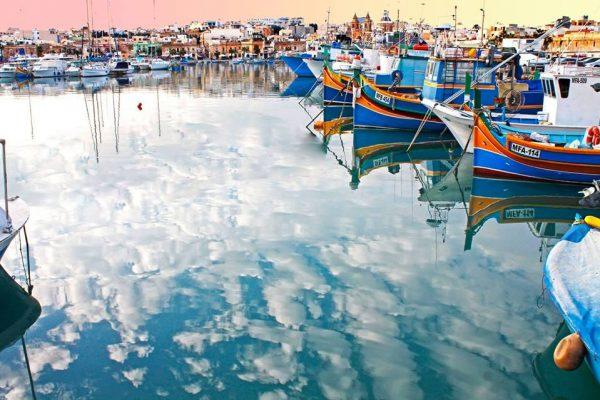 Fishing Village Malta