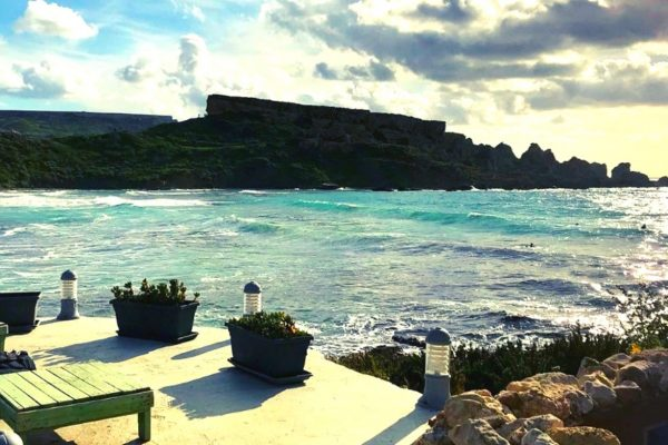 tuffieha-beach-malta