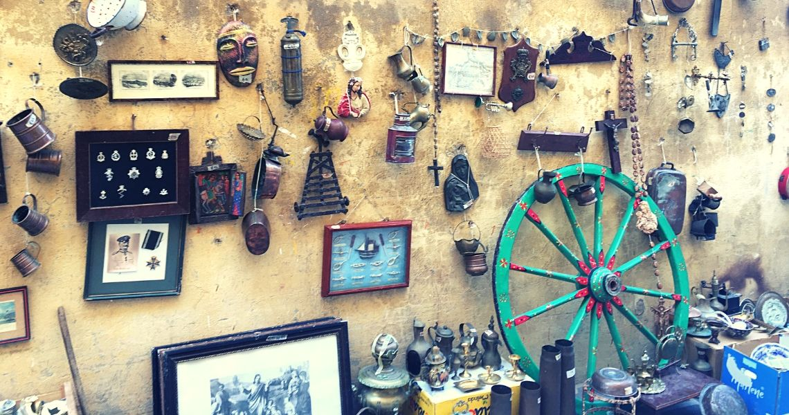 Kunsthandwerker-Märkte