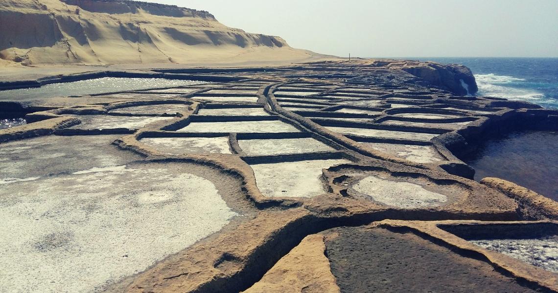 Die Salinen von Xwejni